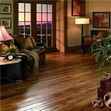 "Virginia Vintage Colonial Manor 4"" Hickory Mountain Lullaby Wood Flooring"