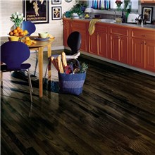 Bruce Dundee Strip Oak Espresso Hardwood Flooring at Discount Prices