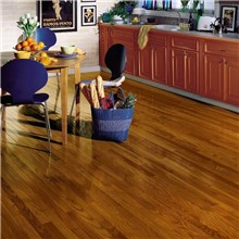 Bruce Dundee Strip Oak Gunstock Hardwood Flooring at Discount Prices