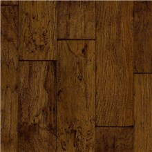 "Armstrong Century Farm 5"" Hickory Turned Earth Wood Flooring"