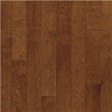 "Armstrong Metro Classics 5"" Yellow Birch Mocha Wood Flooring"