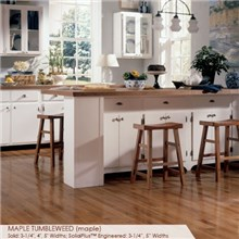 "Somerset Specialty Collection 3 1/4"" Solid  Maple Tumbleweed Wood Flooring"