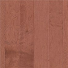 "Mohawk Mulberry Hill 3"" Maple Spice Cherry Prefinished Engineered Wood Flooring"