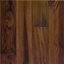 "4"" x 3/4"" Walnut Character Prefinished Solid Schwarzbier Wood Flooring"