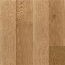 White Oak Select 1 Common Unfinished Solid Wood Flooring