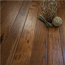 Jackson Hole Hand Scraped Hickory Character Prefinished Solid Wood Floors