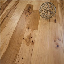 Natural Hand Scraped Hickory Prefinished Solid Wood Floors