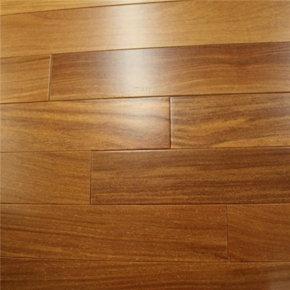 "5"" Brazilian Teak (Cumaru) Unfinished Solid Wood Floors at Discount Prices"