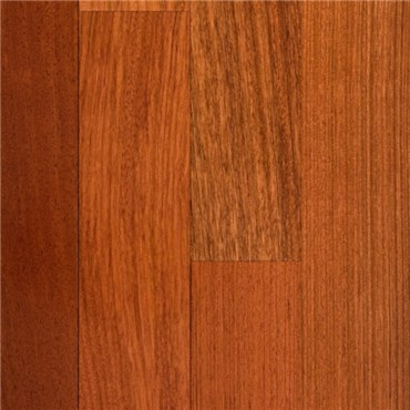 5x5-8 Brazilian Cherry (Jatoba) Prefinished Engineered Wood Floors at Discount Prices