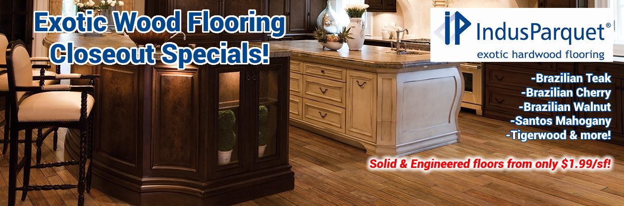 Indusparquet hardwood flooring on sale at cheap prices by Hurst Hardwoods