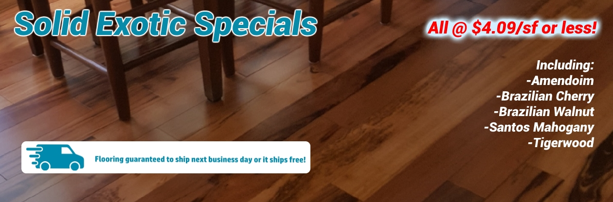 solid exotic hardwood flooring at cheap prices by hurst hardwoods