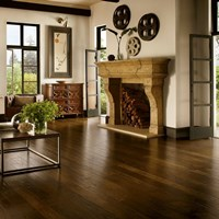 Armstrong Artesian Hand Tooled Wood Flooring at Discount Prices