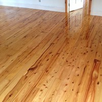 Exotic unfinished solid hardwood flooring at cheap prices for Australian cypress flooring unfinished