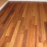 Brazilian Teak (Cumaru) Clear Grade Prefinished Solid Wood Flooring Specials at Cheap Prices