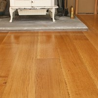 Red Oak Rift & Quartered Unfinished Solid Wood Flooring by Hurst Hardwoods