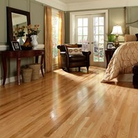 Red Oak Prefinished Engineered Wood Flooring