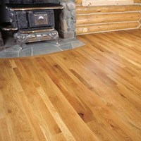 White Oak Unfinished Solid Wood Flooring at Discount Prices