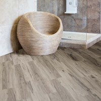 FirmFit Gold Sandcastle waterproof vinyl wood flooring at cheap prices by Hurst Hardwoods