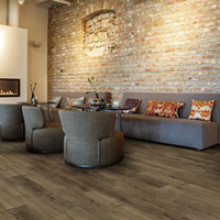 Happy Feet Stone Elegance Waterproof SPC Rigid Core Vinyl Flooring on sale at cheap prices by Hurst Hardwoods