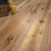 European French Oak (Idaho) Prefinished Engineered Wood Flooring