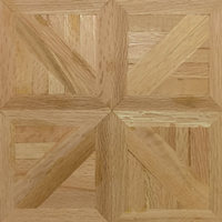 White Oak Canterbury Parquet Flooring on sale at the cheapest prices by Hurst Hardwoods