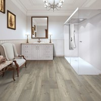 Quick Step Provision NatureTEK Plus waterproof laminate wood flooring at cheap prices by Hurst Hardwoods