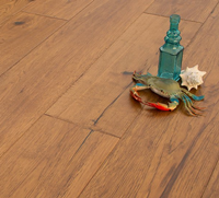 The Garrison Collection Cantina Engineered Wood Floor by Hurst Hardwoods