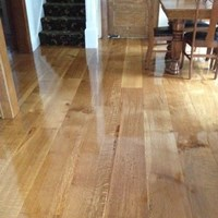 White Oak Live Sawn Unfinished Solid Hardwood Flooring at cheap prices by Hurst Hardwoods