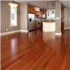 Brazilian Cherry Long Length Unfinished Solid Wood floors on sale at the cheap prices by Hurst Hardwoods