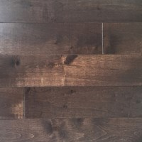 "Mullican Castillian 5"" Maple Truffle Wood Flooring"