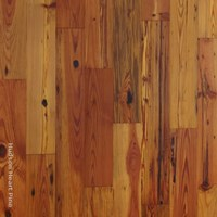 "UA Manhattan Series 5 1/2"" Hudson Reclaimed Heart Pine Wood Flooring"