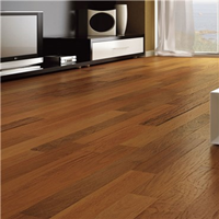"5"" x 3/4"" Brazilian Walnut Unfinished Solid Wood Flooring on sale at cheap prices by Hurst Hardwoods"