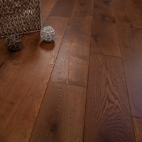 "7 1/2"" x 1/2"" European French Oak Riviera Cordoba Prefinished Engineered Wood Flooring"