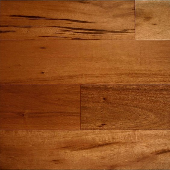 "Ark Elegant Exotics Solid 4 3/4"" Tigerwood Natural Wood Flooring"