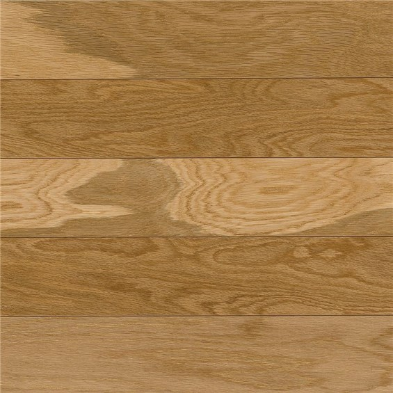 "Armstrong Performance Plus Low Gloss 5"" Oak Natural Wood Flooring"