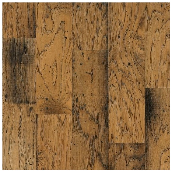 "Armstrong Heritage Classics 5"" Hickory Antique Natural Wood Flooring"