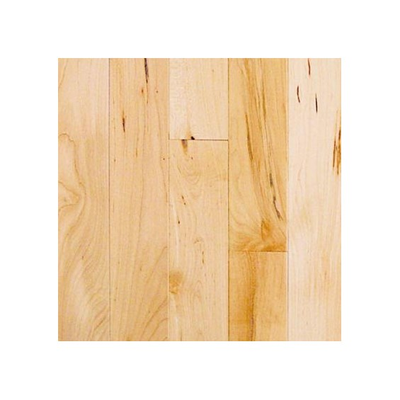 Maple Choice Natural Prefinished Solid Wood Flooring
