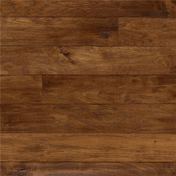"Armstrong American Scrape 3 1/4"" Solid Hickory Candy Apple Wood Flooring"