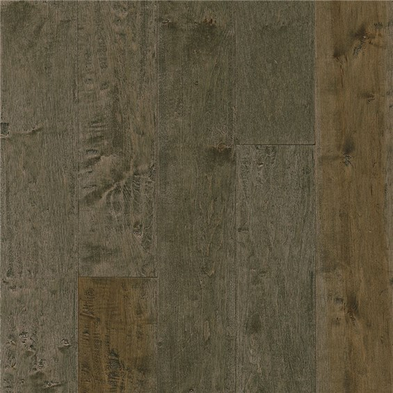 "Armstrong American Scrape 5"" Solid Maple Nantucket Wood Flooring"