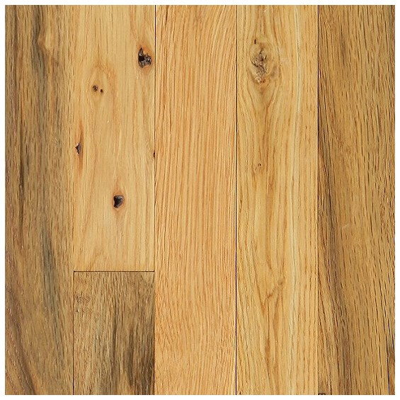 White Oak Character Prefinished Engineered Wood Flooring