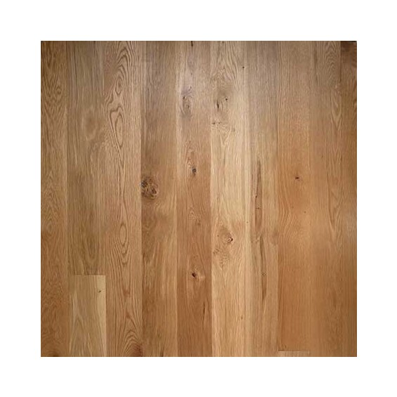 White Oak Character Unfinished Solid Wood Flooring