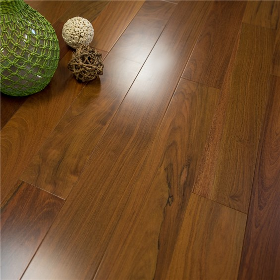 Brazilian Walnut Ipe Prefinished Engineered Wood Floors