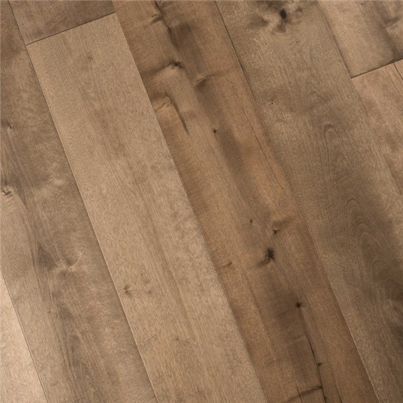 "7 1/2"" x 1/2"" Nature's Collection Sendal Stain Reactive Prefinished Engineered Hardwood Flooring at Discount Prices by Hurst Hardwoods"