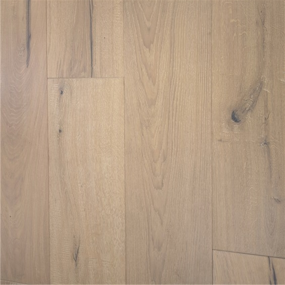 "10 1/4"" x 5/8"" European French Oak Sierra Prefinished Engineered Wood Flooring by Hurst Hardwoods"