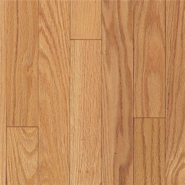 "Ascot 2 1/4"" Oak Natural Hardwood Flooring"