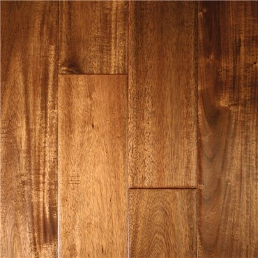 "Ark Artistic Solid 4 3/4"" Acacia Bronze Wood Flooring"
