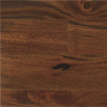 "Ark Elegant Exotics Engineered 4 3/4"" African Mahogany Cocoa Wood Flooring"