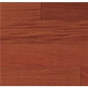 "Ark Elegant Exotics Solid 4 3/4"" Brazilian Cherry Natural Wood Flooring"