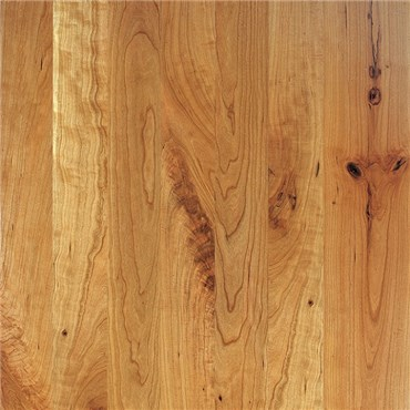 American Cherry Character Prefinished Engineered Wood Flooring