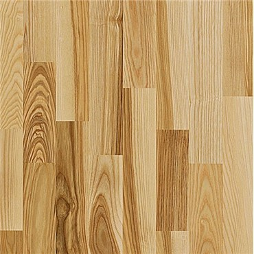 Ash 2 Common Unfinished Solid Wood Flooring